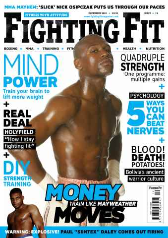 Fighting Fit issue December 2010