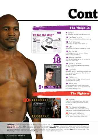 Fighting Fit Preview 4