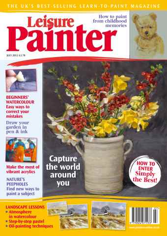 Leisure Painter issue July 2012