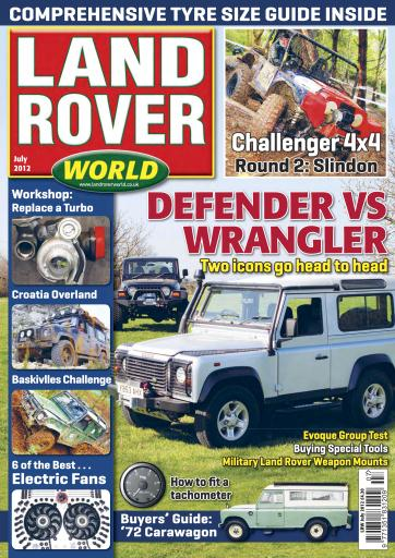Landrover World Preview
