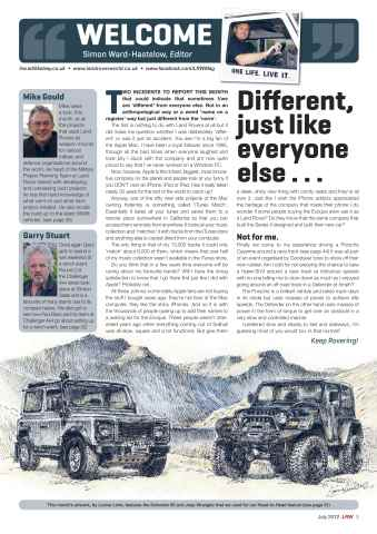 Landrover World Preview 3