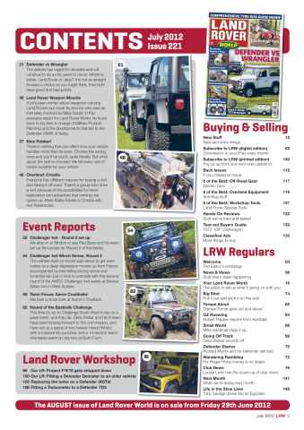 Landrover World Preview 5
