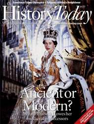History Today issue June 2012