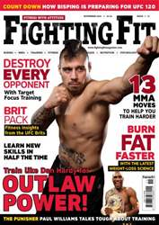 Fighting Fit issue November 2010