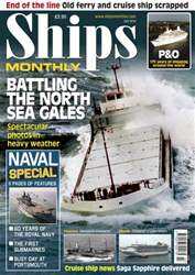 Ships Monthly July 2012 issue Ships Monthly July 2012