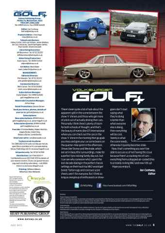 Volkswagen Golf + Preview 5