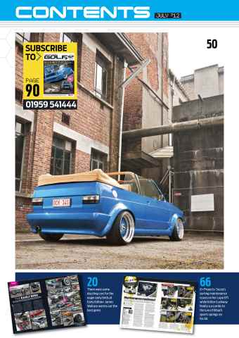 Volkswagen Golf + Preview 6