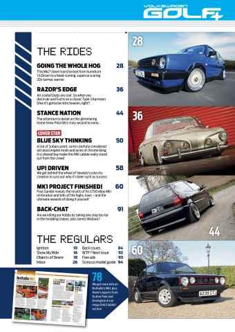 Volkswagen Golf + Preview 7