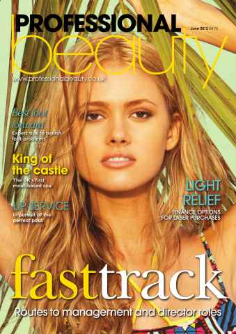 Professional Beauty issue Professional Beauty June 2012