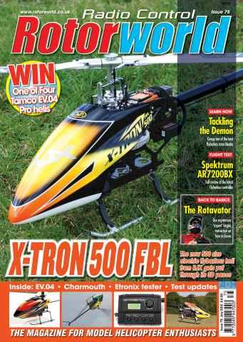 Radio Control Rotor World issue 75