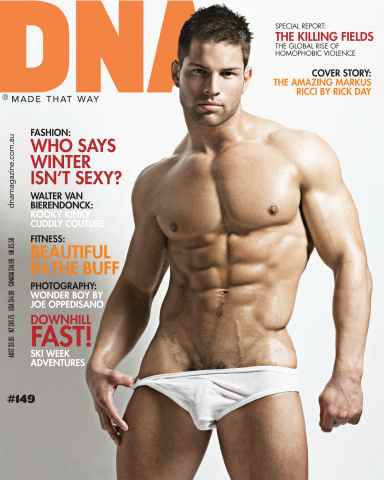 DNA Magazine issue #149 - Fashion