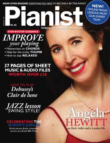 Pianist issue Pianist 66
