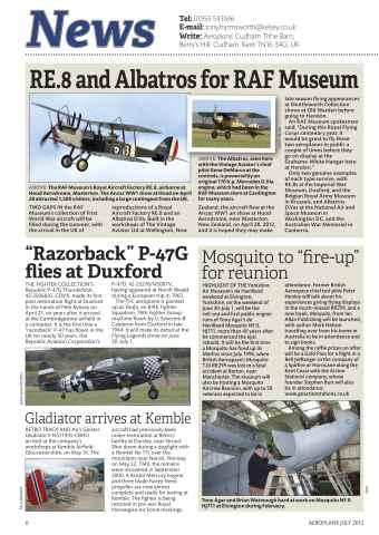 Aeroplane Preview 6
