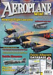 Aeroplane issue No.471 Living Lancaster