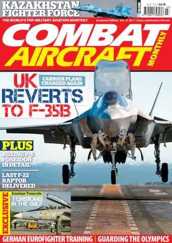 Combat Aircraft issue Vol 13 No 7