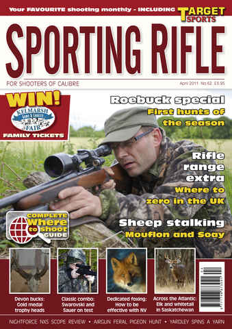Sporting Rifle issue 62