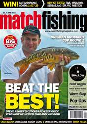Match Fishing issue June 2012