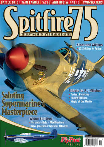Spitfire 75 issue Spitfire 75
