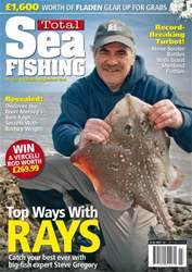 Total Sea Fishing issue July 2012