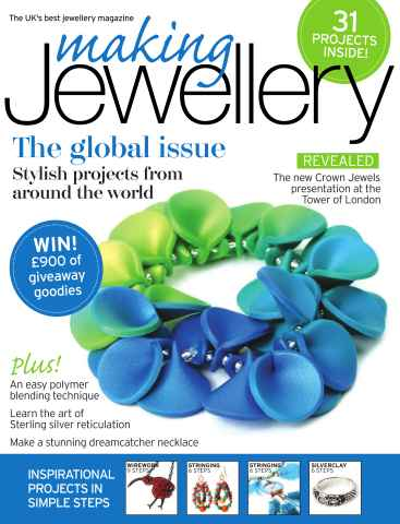 Making Jewellery issue July 2012