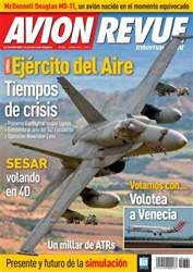 Avion Revue Internacional España issue Número 360