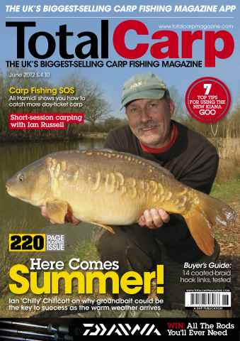Total Carp issue June 2012