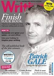 Writing Magazine issue July 2012