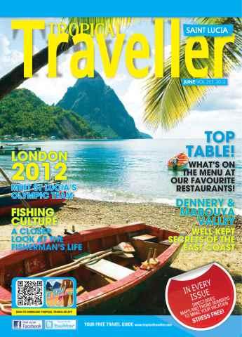 Tropical Traveller issue June 2012