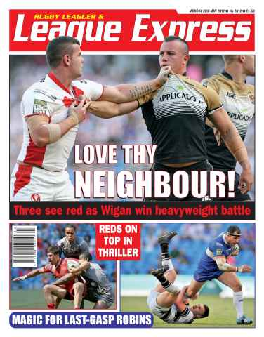 League Express issue 2812
