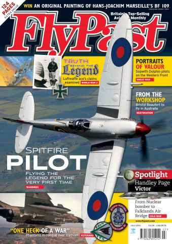 FlyPast issue July 2012