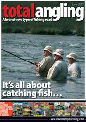 Total Angling issue June 2012