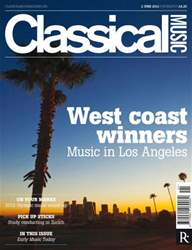 Classical Music issue Classical Music 02 June 2012