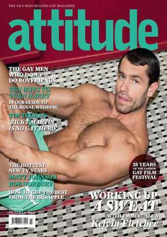 Attitude issue 203