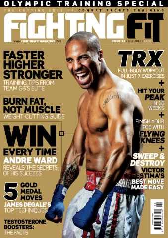 Fighting Fit issue July 2012