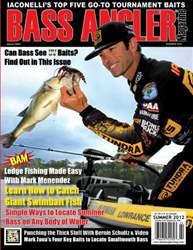 BASS ANGLER MAGAZINE issue Volume 21 Issue 3