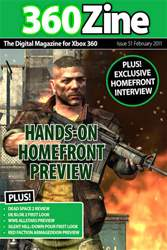 360Zine issue Issue 51