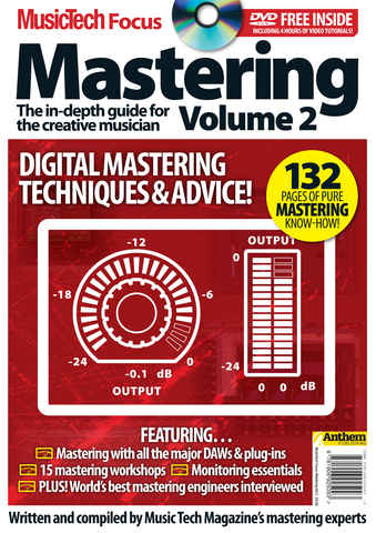 MusicTech Focus : Mastering V2 issue Music Tech Focus Mastering V2