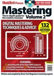 MusicTech Focus : Mastering V2 issue Music Tech Focus Mastering V2