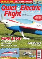 Quiet & Electric Flight Inter issue June 2012