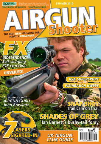 Airgun Shooter issue Summer 2010