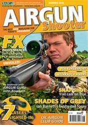 Airgun Shooter issue Summer 2010