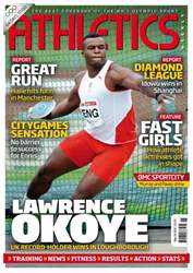 Athletics Weekly issue AW May 24 2012