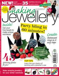 Making Jewellery issue Christmas 2010