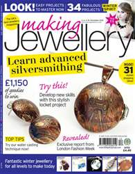 Making Jewellery issue December 2010