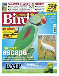 Cage & Aviary Birds issue Cage and Aviary March 28 2012