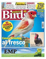 Cage & Aviary Birds issue Cage and Aviary April 25 2012