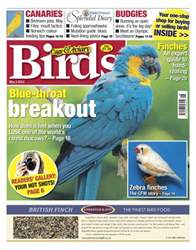 Cage & Aviary Birds issue Cage and Aviary May 2 2012