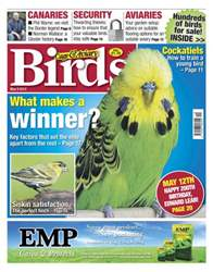 Cage & Aviary Birds issue Cage and Aviary May 9 2012