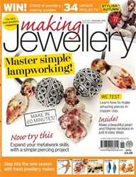 Making Jewellery issue November 2010