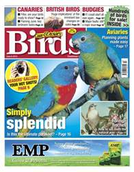 Cage & Aviary Birds issue Cage and Aviary June 6 2012